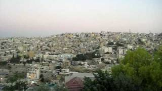 preview picture of video 'Sundown Prayer in Amman'