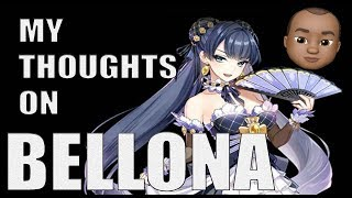 Bellona - Initial Thoughts(Pre-Pull) Epic Seven
