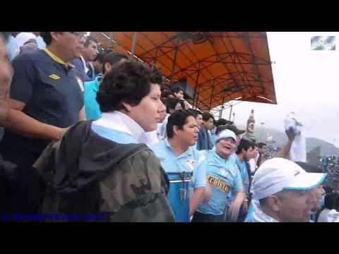 """""""Gvardia Xtrema en el SPORTING CRISTAL 5 - 1 Juan Aurich 12/08/2012"""" Barra: Gvardia Xtrema • Club: Sporting Cristal"""
