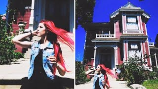 SEEING THE 'CHARMED' HOUSE IN REAL LIFE!