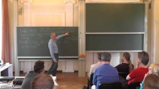 Alexander Kiselev. Singularity formation in models of fluid mechanics