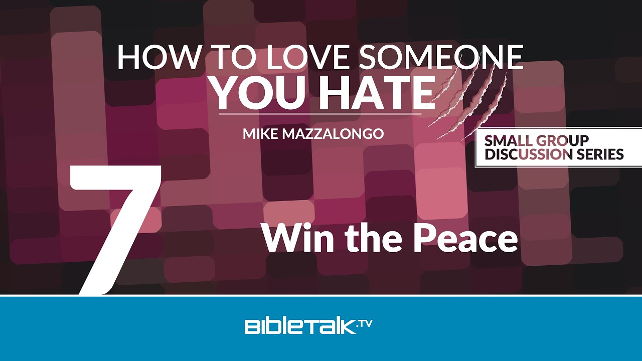 Win the Peace