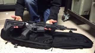 Texas AR Quick Changing Barrel System 5.56 to 300 Blackout in seconds!