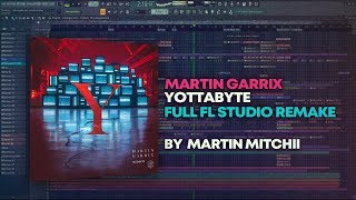 Martin Garrix - Yottabyte [FULL FL Studio Remake + FREE FLP]