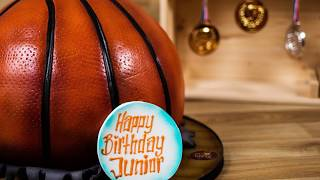 Basketball Themed Cake 🏀🎂