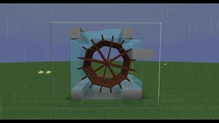 Modded Minecraft Tutorial [GER] | Immersive Engineering Water Wheels Max. Output