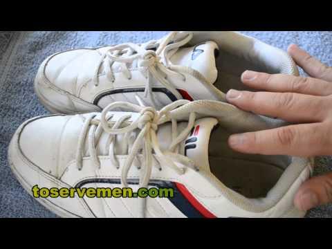 Αντιμετώπιση της κακοσμίας των παπουτσιών χρησιμοποιώντας πούδρα