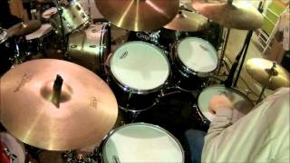 Jose Gonzalez - Fold (Drum Cover)