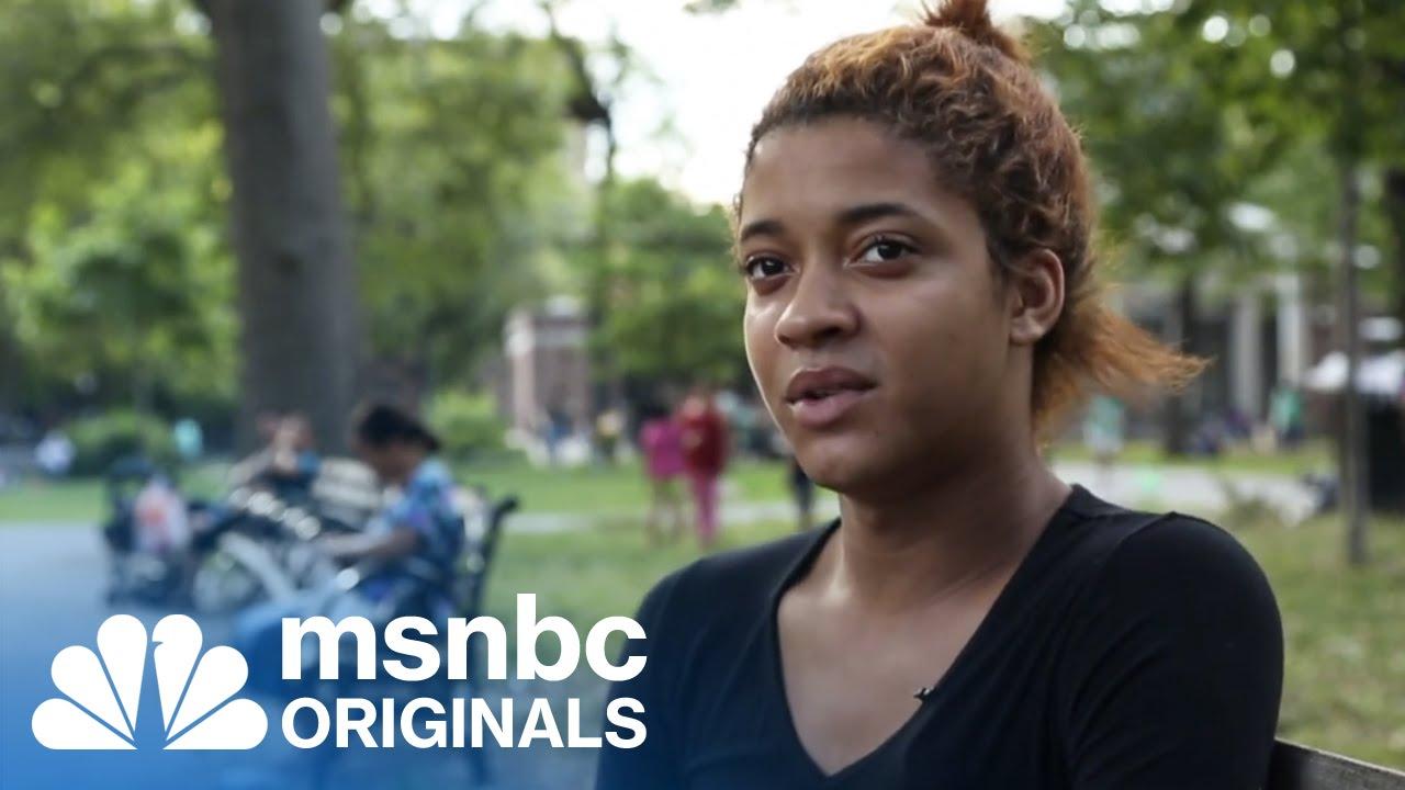 Young, LGBT, Homeless In NYC   Originals   msnbc thumbnail