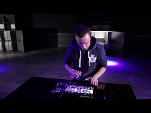 Akai Pro APC40 mkII Performance featuring Carl Rag