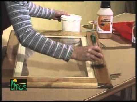 Livos 7 Aufwertung geölter und gelaugter Möbel