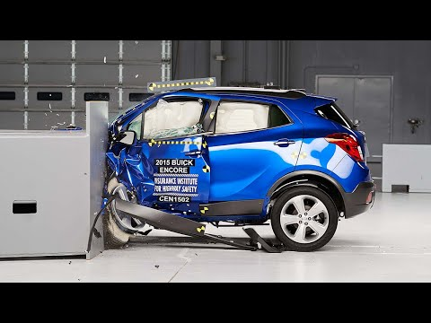 Buick Encore Crash Test