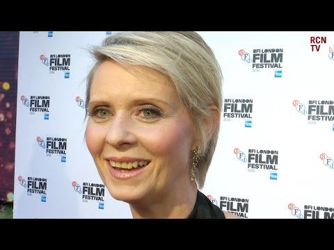 Sex And The City 3 Cynthia Nixon Interview