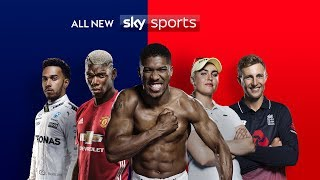 The New Sky Sports