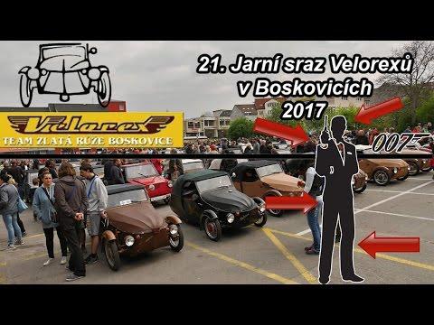 I James Bond jezdil Velorexem (21- Jarní sraz Velorexů - Boskovice)