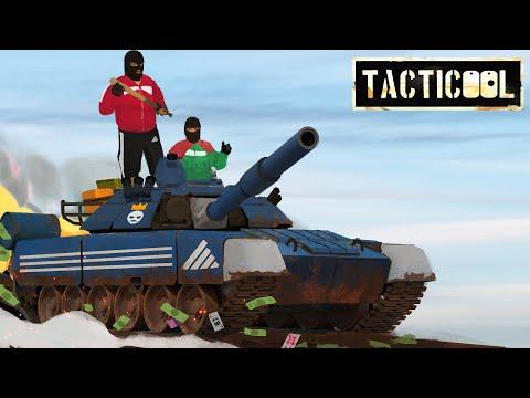 Vídeo do Tacticool - 5v5 shooter