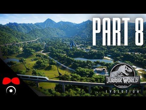 DINOSAUŘÍ ARÉNA! | Jurassic World: Evolution #8