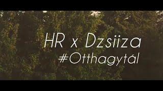 HRflow X Dzsiiza   Ott Hagytál (Official Lyrics Video)