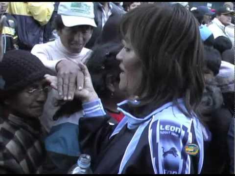 """""""Barra ADT de Tarma 2011"""" Barra: Sangre Celeste • Club: Asociación Deportiva Tarma"""