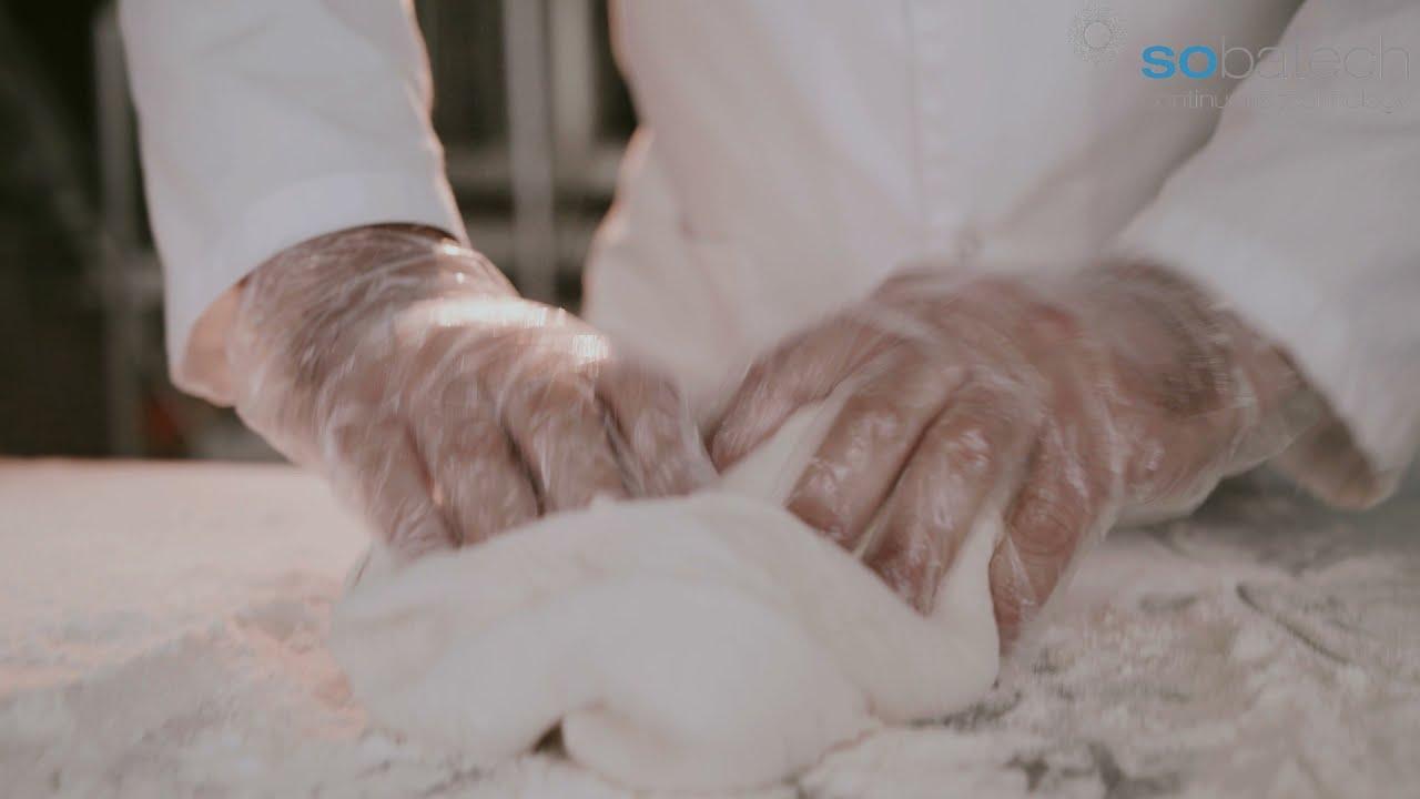 Sobatech simulation bakers hands
