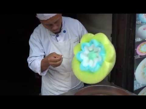 Los Algodones De Azúcar En Japón Son Obras De Arte