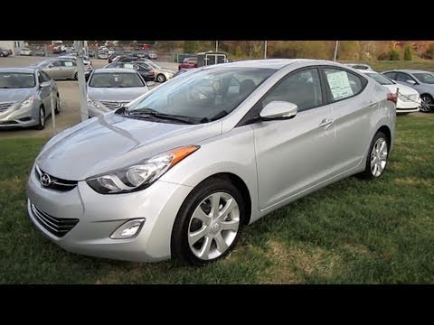 2011 Hyundai Elantra Limited In-Depth Review