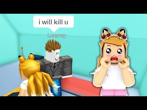 CREEPY TEACHER WANTS TO KILL ME AFTER MY PARTY // Robloxian High School // Roblox Funny Moments