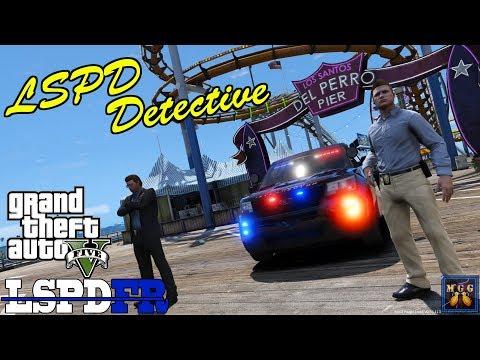Unmarked Ford Explorer Detective Patrol GTA 5 LSPDFR Episode 164 -  mikegolden Games