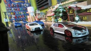Hot Wheels Police Chase 11