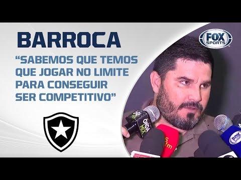 PÓS-JOGO! Botafogo perde em casa para o São Paulo; veja coletiva de Eduardo Barroca