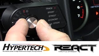 In the Garage™ with Total Truck Centers™: Hypertech REACT Throttle Optimizer