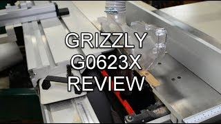 Grizzly G0833p Review