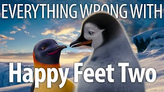 Everything Wrong With Happy Feet 2 In 16 Minutes Or Less