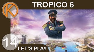 Tropico 6 | HEALTHCARE FOR THE PEOPLE - Ep. 14 | Let's Play Tropico 6 Gameplay