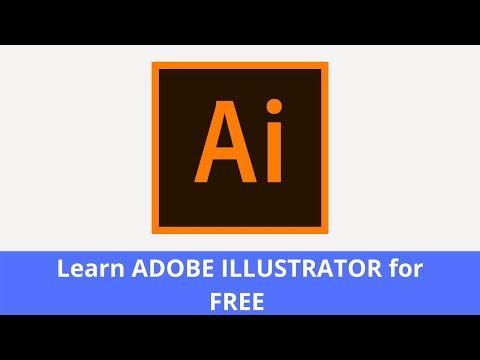 Free Adobe Illustrator Online Courses