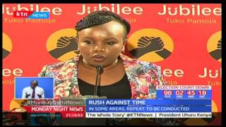 Jubilee party tribunal clears 170 petition cases and dismisses others