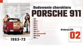 W jaki sposób Porsche 911 budowało swój charakter? storyLCM 02