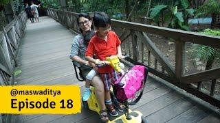Liburan ke Eco Park, Kota Batu Malang, Part 1