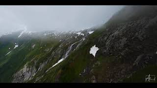 NORWAY/fpv/cinematic/long range/glaciers