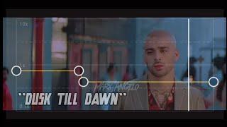 Dusk Till Dawn // CapCut Audio Edit
