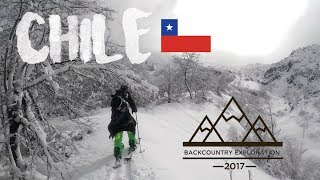 Tom Kray - Blurred Lines - EP1 - Backcountry Exploration in Chile