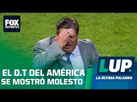 LUP: Miguel Herrera en conferencia de prensa