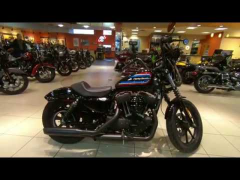 2020 Harley-Davidson HD Sportster XL1200N Iron 1200