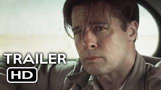 Allied Official Teaser Trailer 1 2016 Brad Pitt Marion Cotillard Action Drama Movie HD