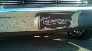 Brian's Motorsports Inc. Old School Asanti