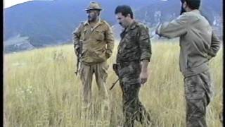 Milli Qəhrəman Mübariz Əhmədov. Ağdam 27 avqust 1992