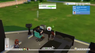 Killing A Toddler! Sims 4 SparkyFriend77 ps4 Livestreaming