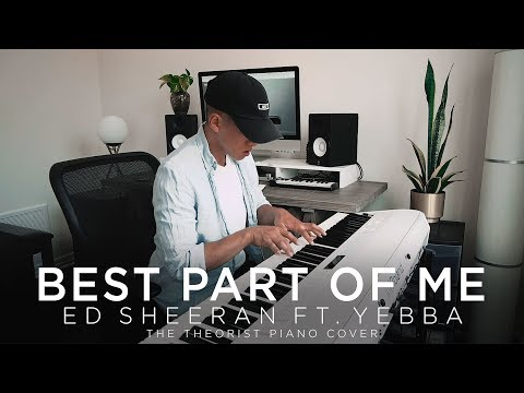 Ed Sheeran ft. YEBBA - Best Part of Me   The Theorist Piano Cover