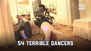 baile  terribles bailarines