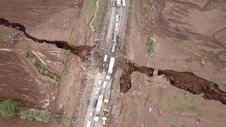 Suswa rift: Kenya is splitting - VIDEO